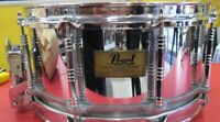 PEARL snare drum FREE FLOATING SYSTEM #c1641