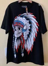Fatal Clothing Big Chief T Shirt Size L - NEW!