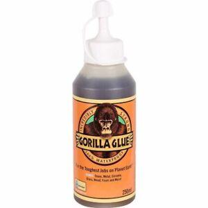 Gorilla Glue Range Bonds Metal, Plastics, Ceramic & More 250ml