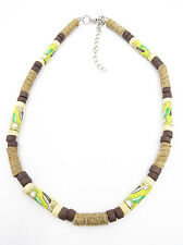 Unique New Hawaiian Style Surfer Beach Necklace  #N2087