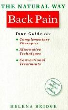 The Natural Way With Back Pain
