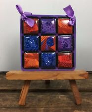 Quilting Ornament Collection Crazy Quilt Danbury Mint Hanging Keepsake New