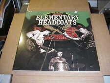 LP:  THEE HEADCOATS - Elementary Headcoats Singles 90-99 SEALED IMPORT 3xLP