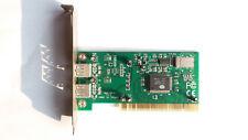 PCI USB 2.0 controlador 2 x USB 2.0, 0670b-400, PCI 32 bit controlador USB