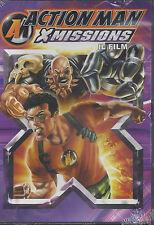 Dvd **ACTION MAN • X-MISSIONS • IL FILM** nuovo sigillato 2005