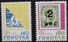 Europa stamps, 1979, Faroe Islands, SG ref: 42 & 43, 2 stamp set, MNH
