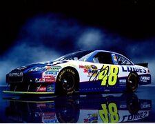 JIMMIE JOHNSON Signed Autographed NASCAR Photo