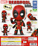 Takara Tomy Marvel Deadpool Figure Collection Gashapon Set of 5pcs