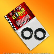 1/24 Scale Carrera Slot Car Tires Jel Claws 2pk Fits 34 Ford Hot Rod