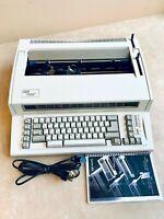 """REFURBISHED IBM Lexmark Wheelwriter 1000 Typewriter compact size 14.75"""" carriage"""