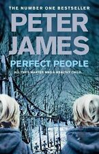 Perfect People,Peter James- 9780230760530