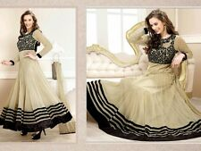 new designer  party wear elina anarkali salwar suit/ churidhar at lowest price