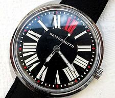 "RAKETA Petrodvorets ""ПЕТРОДВОРЕЦ"" 12hours VERY RARE Mechanical Men's Wristwatch"