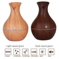 Essential Oil Diffuser Humidifier Home Aroma Therapy Scent Ultrasonic Mist 130Ml