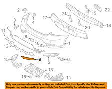 KIA OEM 14-16 Forte Koup-Bumper Trim-Reflector Right 92406A7200