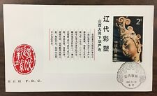 CHINA PRC, #1820, 1982 Souvenir Sheet on unaddressed,  First Day Cover.  (BJS).