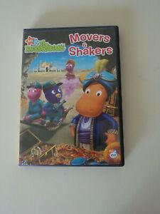 The Backyardigan's - Movers & Shakers Nick Jr. DVD