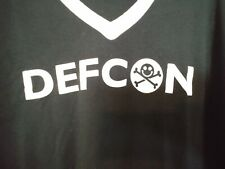 DEFCON Hacker Conference Jersey  T-Shirt- XL