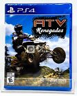 ATV Renegades - PS4 - Brand New | Factory Sealed