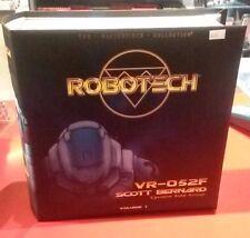 Robotech Volume 1 VR-052F Scott Bernard Cyclone Ride Armor - #954 of 3000