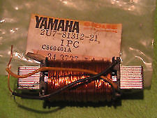 GENUINE YAMAHA IGNITION SOURCE COIL 2U7-81312-21 DT RS 100 LB 50