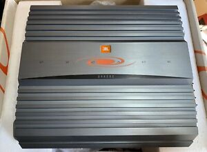 New Old School JBL Decade DA6502 2 channel amplifier,Rare,Amp,NOS,NIB