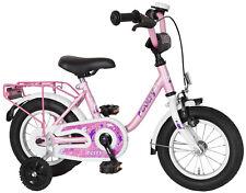 12,5 Zoll Kinderfahrrad Dolfy Fahrrad Kinder Rad rosa