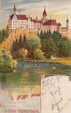 Sigmaringen Schloss AK 1902 Baden-Württemberg 1705171