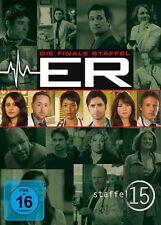 ER - Emergency Room Die Finale Staffel 15 (3 DVDs) *NEU