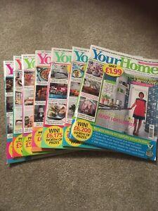 Your Home Magazine x 7