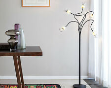 Serien Lighting Stehleuchte Poppy Floor 5 Arm Design Stehlampe
