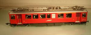 ➽ BEMO Triebwagen der RhB ABe 4/4 im OKT, Art: 1265 / 1 digitalisiert !!