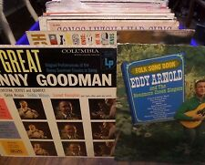 YOU PICK ANY 3 VINTAGE RECORDS/LPs/Vinyls from the List for $8