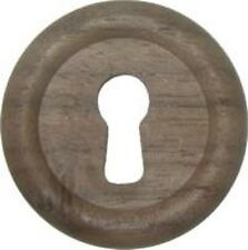 "1 5/16""  OAK  WOOD KEY HOLE COVER W30125"