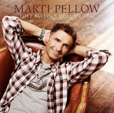 Marti Pellow : Love to Love - Volume 2 CD (2015) ***NEW***