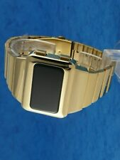 Rare old style modern futuristic 70s seventies space age mens led l.e.d watch 59
