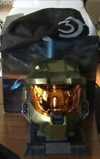 Halo 3 Legendary Edition Master Chief Collectors Helmet w/ Stand, Cover & Box