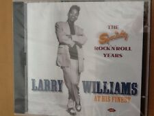 LARRY. WILLIAMS.        SPECIALITY ROCK AND ROLL YEARS.      . ACE COMPACT DISC