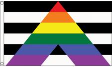 Droit Ally Pride 5 Pieds X 3 Pieds (150cm X 90cm) Bannière Drapeau