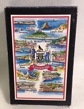Sights Of Britain Playing Cards - Cornwall