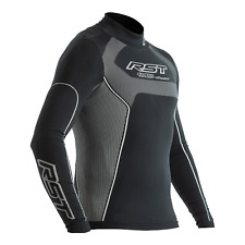 RST Tech X Coolmax Mens Long Sleeve Motorcycle Motorbike Base Layer Top