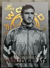 Futera Platinum 2003 World Football World Greats W2 ERIC CANTONA Limited Edition