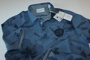 Tommy Bahama Polo Shirt MLB Seattle Mariners Reversible T218217 New Medium M