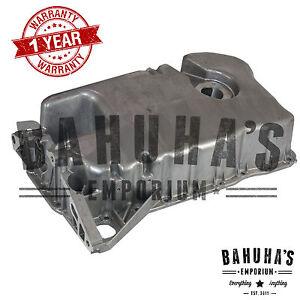 ALUMINIUM OIL SUMP PAN FOR VW GOLF MK4 BORA SHARAN 2.8 V6 / 3.2 R32 1999-2010