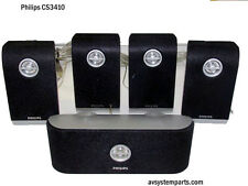 PHILIPS CS3410, CS3400 any Model 1000W surround sound Speakers(set of 5),