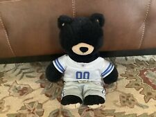 Build A Bear Teddy Bear Sports Lot 18� Football Player Plushes