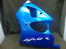 01 KAWASAKI ZX600 ZX600J ZX-6R NINJA FAIRING, SIDE COWL, LEFT #YC93