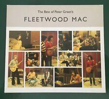 The Best of Peter Green's Fleetwood Mac CD Columbia Recs