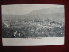 """TERNI- LA GRANDE ACCIAIERIA, viagg, """"900 #10854"""