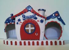Patriotic 4th Of July Liberty House * Hand Painted Custom Littlest Pet Shop